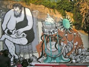 montreuil mural fest santoleri
