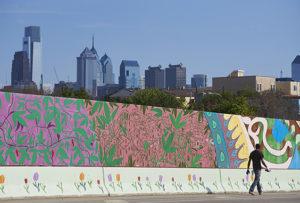 santoleri zoo mural