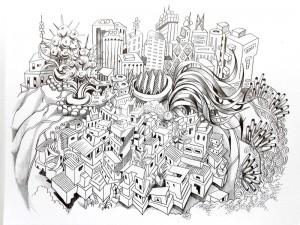 cidade organique santoleri copy